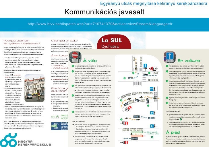 Kommunikációs javasalt <ul><li>http://www.bivv.be/dispatch.wcs?uri=710741370&action=viewStream&language=fr </li></ul>