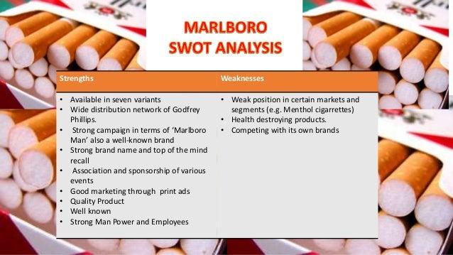 Marlboro's shift in brand positioning