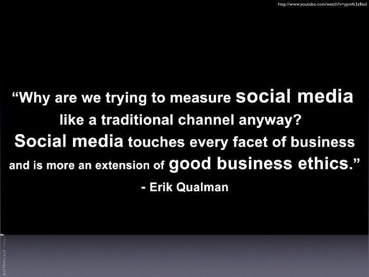 Social Media Marketing tracking & ROI Slide 3