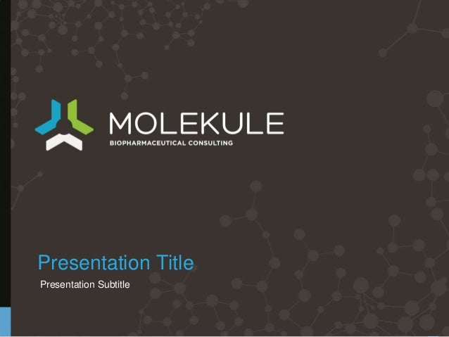 Presentation Subtitle Presentation Title