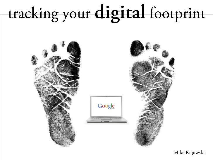 Tracking your Organization's Digital Footprint