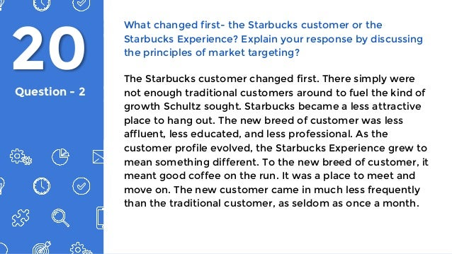 starbucks consumer behavior Starbucks will close 150 underperforming company-operated stores in fiscal 2019  as well as consumer behavior trends towards health and wellness.