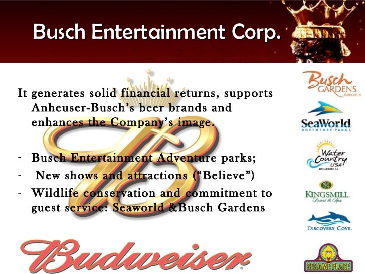 the rhetorical analysis budweiser beer company Is budweiser's america content strategy the best rebrand ever jonathan crowl june 2, 2016 contributing to overall revenue declines for its parent company, anheuser-busch inbev traditional beer sales for national brands like budweiser and coors have lost majority market share.