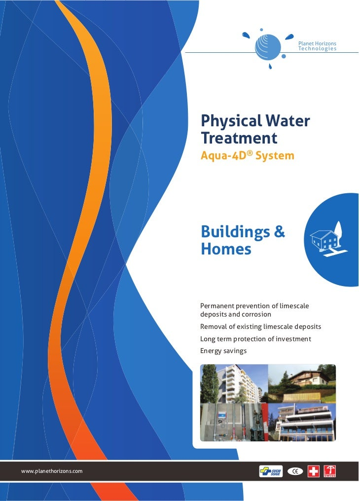 Physical Water                         Treatment                         Aqua-4D® System                         Buildings...