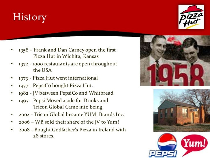 an introduction to the history of boston pizza international inc History of tim hortons  the tdl group ltd signed an official merger with wendy's international, inc the tim hortons chain,  boston cream (yeast donut, filled.