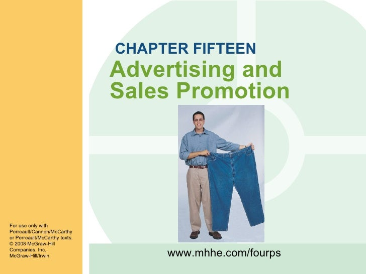CHAPTER FIFTEEN For use only with Perreault/Cannon/McCarthy or Perreault/McCarthy texts. © 2008 McGraw-Hill Companies, Inc...