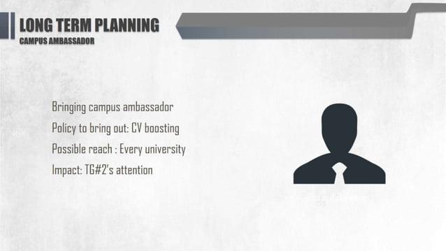 """if l. éil""""1}:  TFiil: :T l'l. i'7.i. °llT'illi3<  BARIPIIS AMBASSADOR  Bringing campus ambassador Policy to bring out:  CV..."""