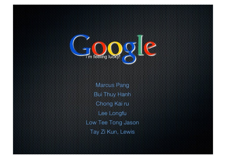 Marcus Pang  Bui Thuy Hanh   Chong Kai ru    Lee LongfuLow Tee Tong Jason Tay Zi Kun, Lewis