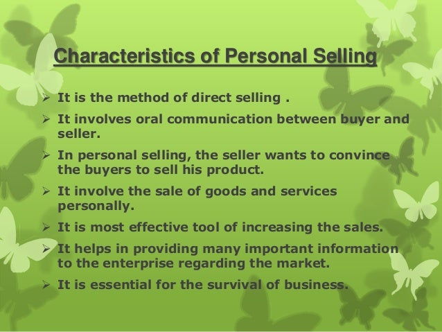 marketing communication salesmanship Because the art of selling is so dependent on persuasive and believable information exchange, salespeople must be effective communicators great communication.