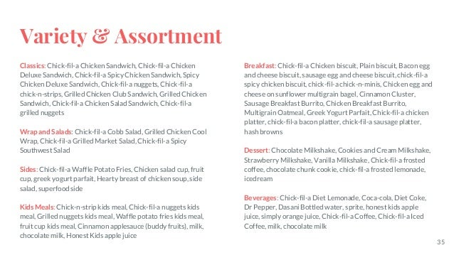 Your Chick-fil-A Cravings May Actually Be Healthy
