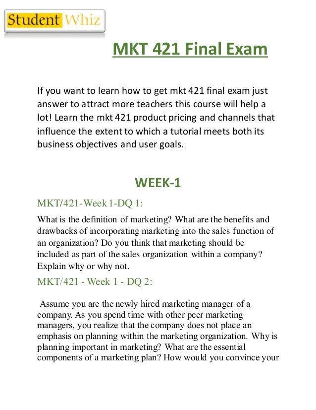 mkt 421 final exam answers Read and download marketing 421 final exam answers free ebooks in pdf format - biblia sagrada a liberatacao de timor na ii guerra mundial verbal photography.