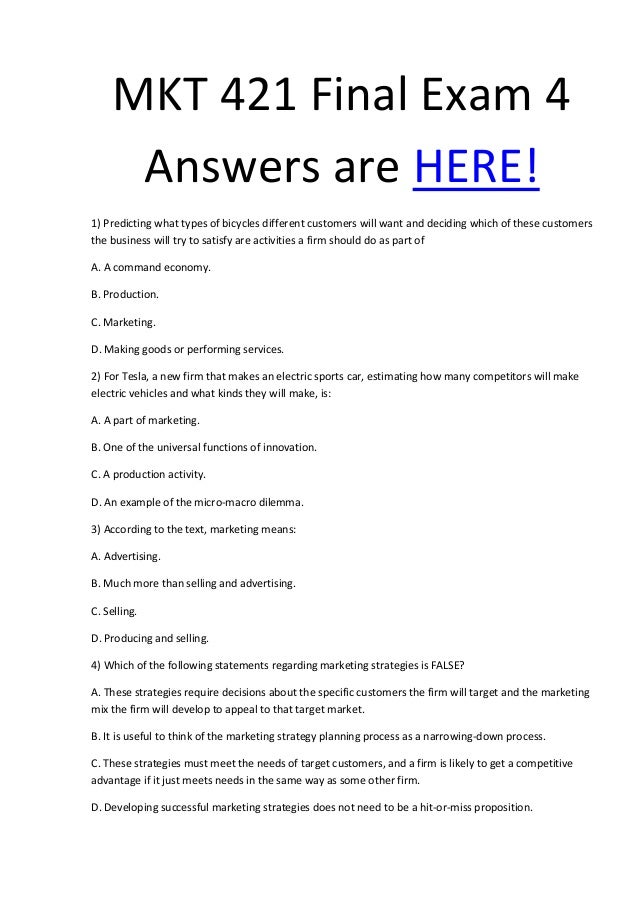 bus 421 final exam Bus 475 capstone final exam part 1 (100% correct answers) - free download as pdf file (pdf), text file (txt) or read online for free.