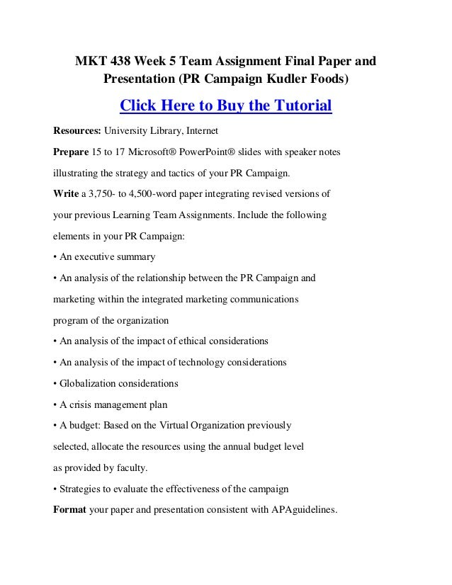 Team Assignment-4 slides only