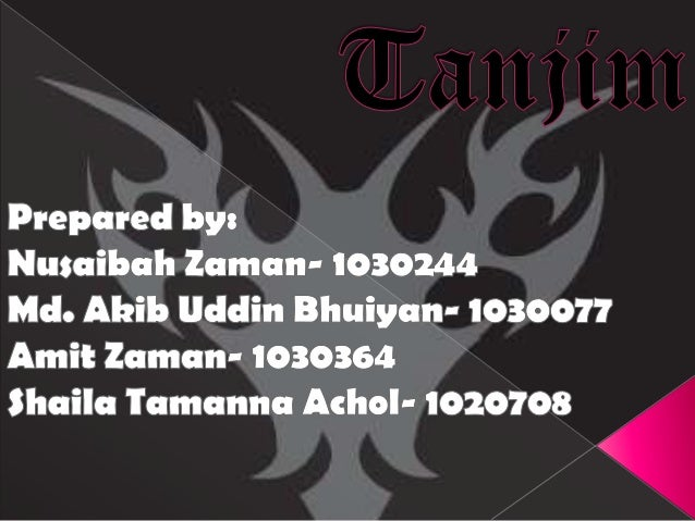 Tanjim is a well known rugged brand in Bangladesh. Tanjim is a sister concern of Ecstasy. Tanjim has been innovative and i...