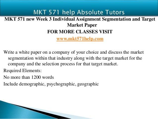 mkt 571 Mkt 571 week 1 dq marketing has often been defined in terms of satisfying customers' needs and wants critics, however, maintain that marketing goes beyond.