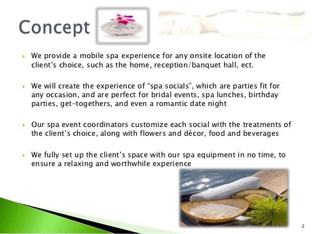 Silhouettes Spa Socials Marketing Strategy