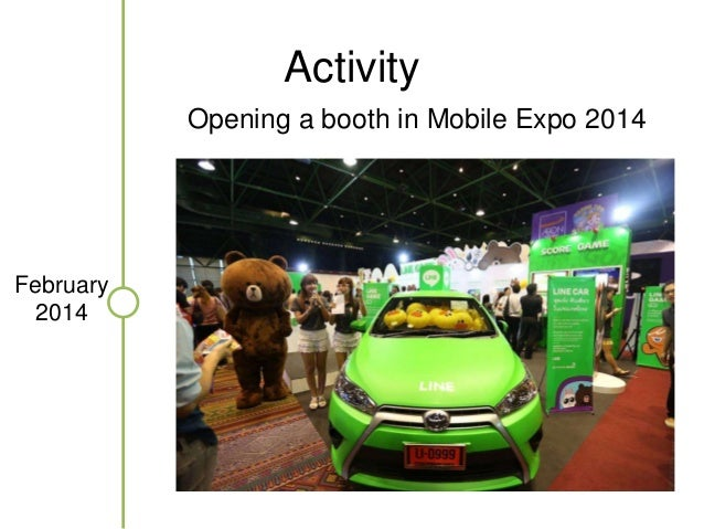 Activity  March  2014  Co-promotion with True
