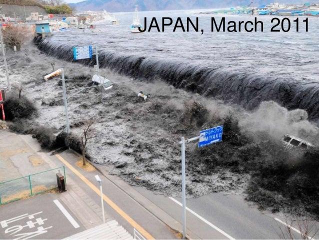 JAPAN, March 2011