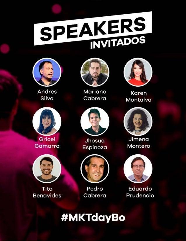 Marketing Day Bolivia 2019 Slide 3