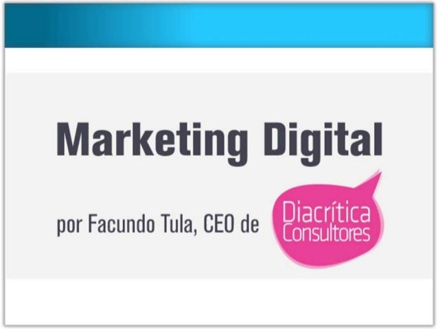 Marketing Digital: herramientas y claves