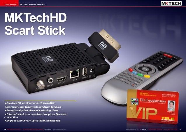 52 53TELE-audiovision International — The World's Largest Digital TV Trade Magazine — 07-08/2013 — www.TELE-audiovision.co...