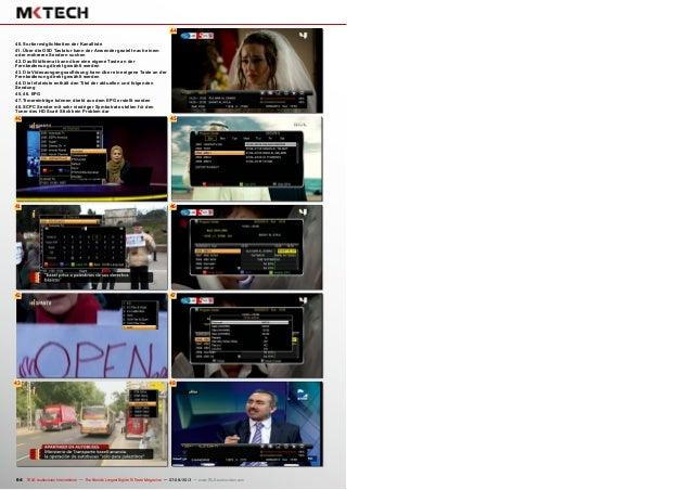 40 41 42 43 44 45 46 47 48 64 TELE-audiovision International — The World's Largest Digital TV Trade Magazine — 07-08/2013 ...