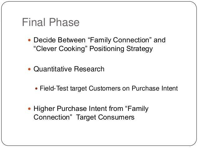 Marketing Plan: Saxonville Sausage Company