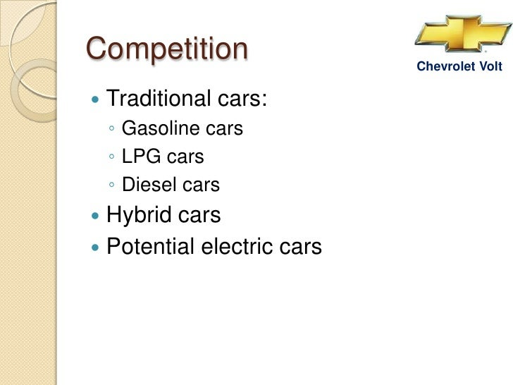 marketing plan for chervelot small car Pick-up trucks and suvs (3) global automobile market sales targeting $55b in cost efficiencies by 2018 (4-year plan) to fuel ecotec small gas engine rollout 2016 motor trend car of the year – chevrolet camaro.