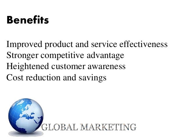 global marketing strategy To expand your business further on an international scale, consider three  winning global marketing strategies.