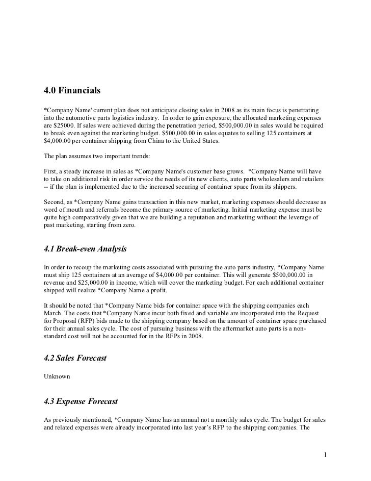 Doc8001148 Sample Marketing Proposal Template Doc585669 – Marketing Proposal Samples
