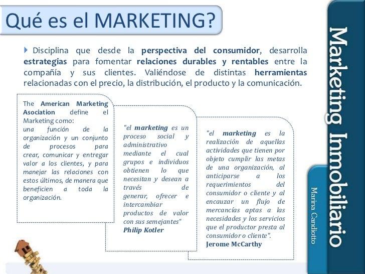 Marketing inmobiliario Slide 2