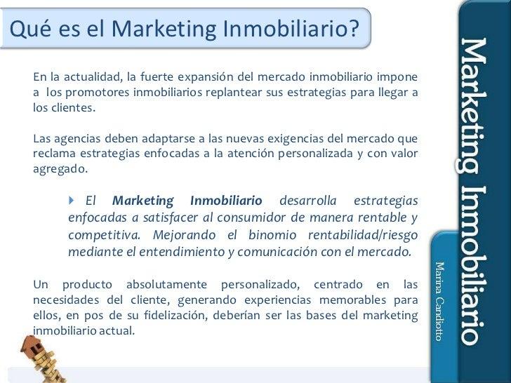 Marketing inmobiliario Slide 3