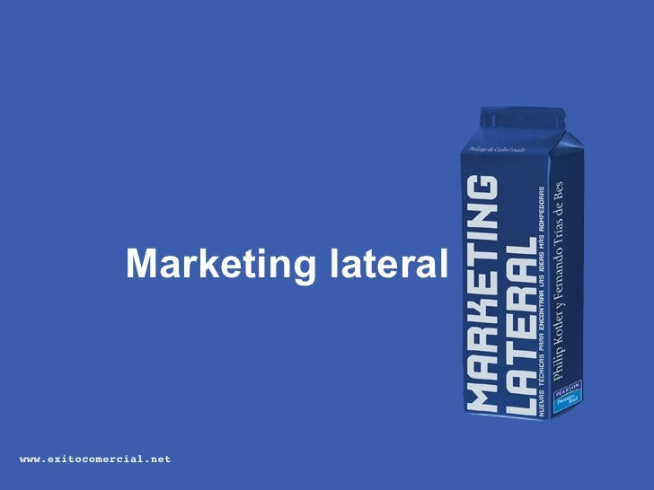 Marketing lateralwww.exitocomercial.net