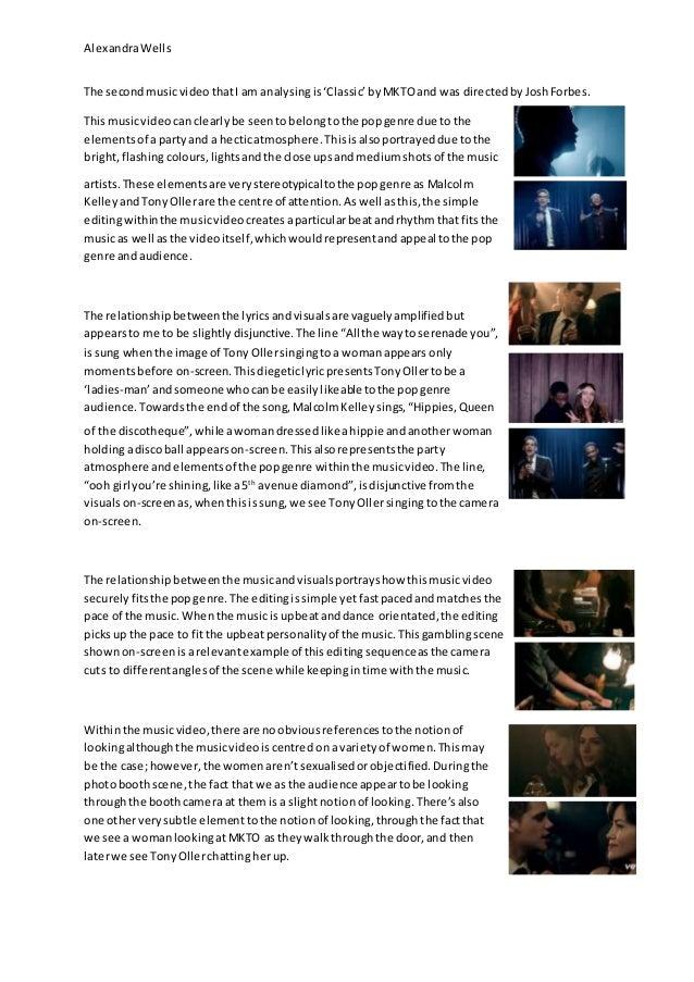Lyric mkto classic lyrics : Mkto classic video analysis.......