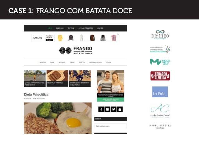 CASE 1: FRANGO COM BATATA DOCE