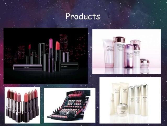 Marketing strategy of a cosmetic brand: Shiseido