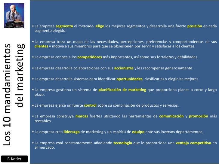Marketing y Comunicación Slide 2