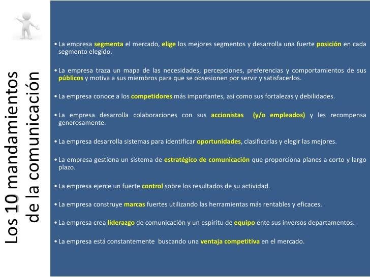 Marketing y Comunicación Slide 3