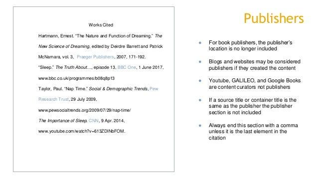 mla 8th edition website citation format