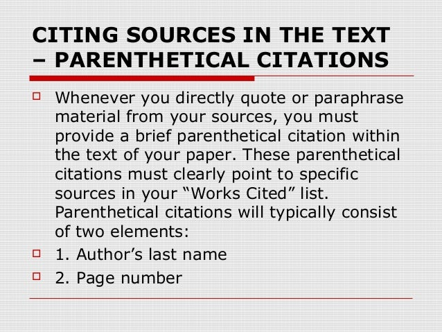 online mla citations Practice template download the free mla practice template to help you create works-cited-list entries.