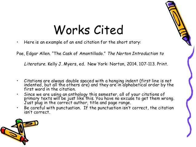 Cite an essay from an anthology