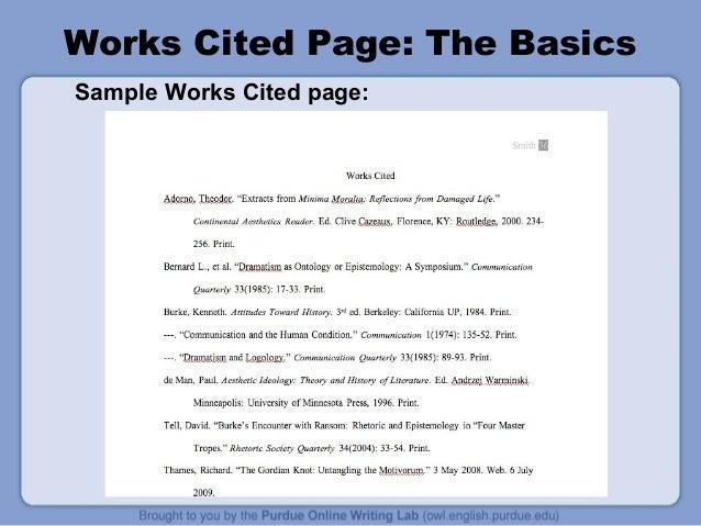 works cited mla format for websites generator