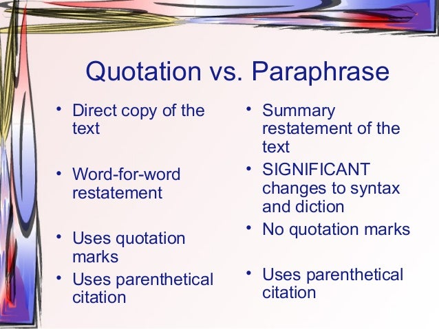 the mla documentation style Style — a brief, in-text parenthetical citation and a detailed reference list (bibliography) at the end of your paper the in-text citation should provide the minimum information.