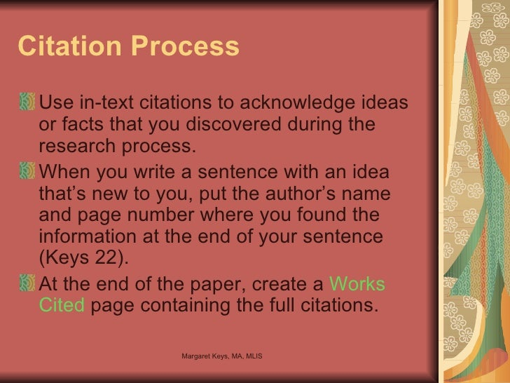 mla research paper internal citations Mla style guide for middle school guidelines for making a bibliography or, through careless research, you unintentionally forgot to cite a source, the middle school mla citation handout.