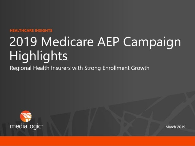 2019 Medicare AEP Campaign Highlights