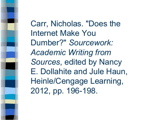 Sourcework Academic Writing From Sources 2nd Edition Pdf