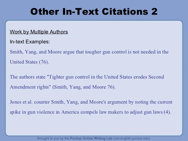 mla in text citation poem