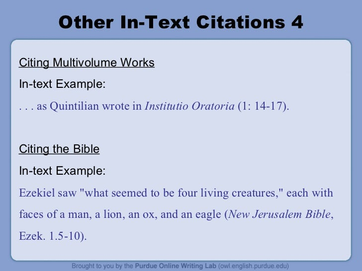 Reference Bible In Essay Mla - image 2