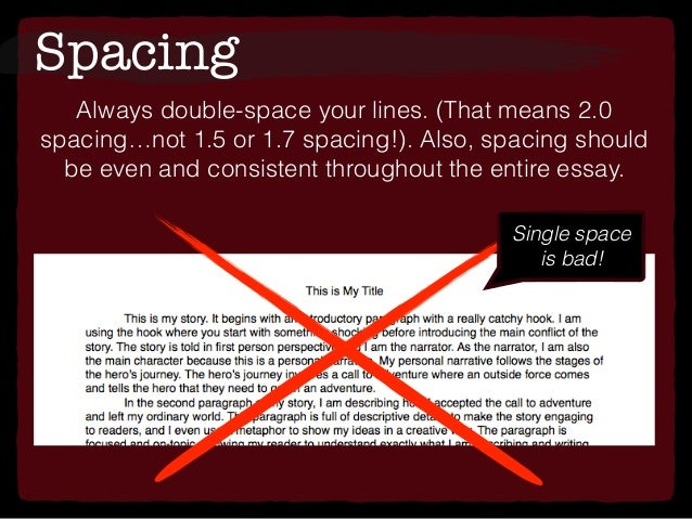 should you double space essays Even putting myself through the trauma of going on the mac website with no money is better than writing a history essay conclusion ouverture dissertation la crise de berlin dissertation essay on school nutrition essay about tourism in the world tel doctum serra essay quotes on essay my ambition buy essay online reviews zerodha.