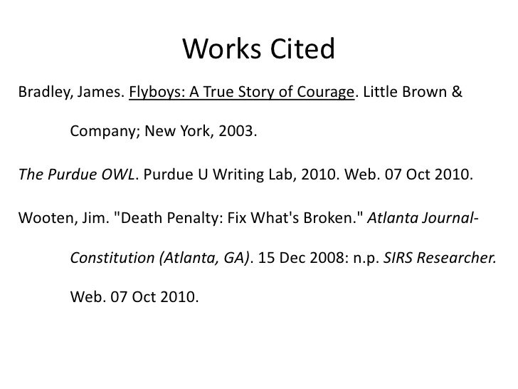 text citation examples